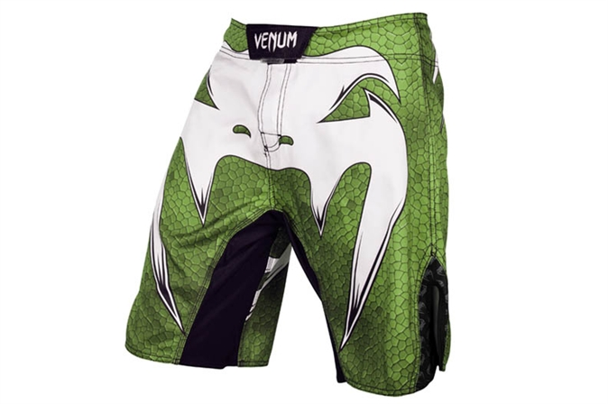Venum Amazonia 40 Green Viper Fight Shorts